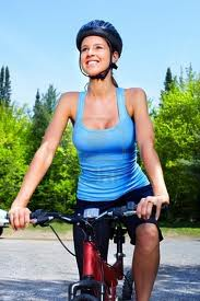 Choices happy-woman-cyclist2