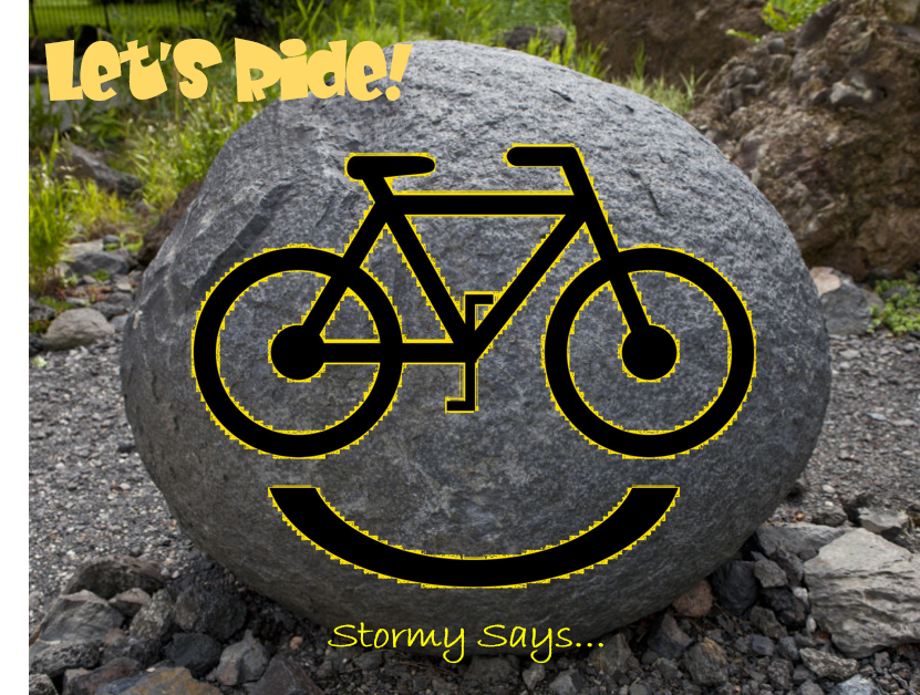 Cycling STCC Stormy Let's Ride