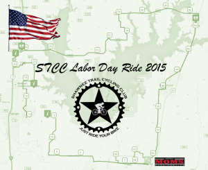Cycling STCC Labor Day 2015