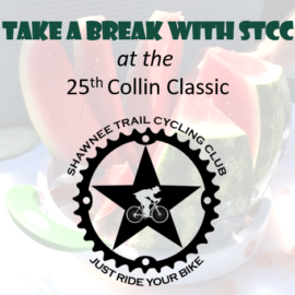 Breakpoint at the Collin Classic