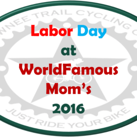 STCC Labor Day at Mom's 2016!