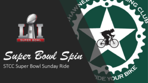 Cycling STCC Logo Super Bowl Spin 2017